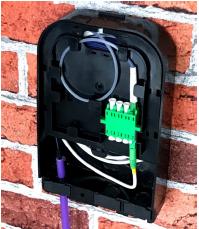 External Customer Wall Box